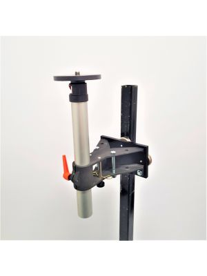 Column Clamp With Magnetic Plate