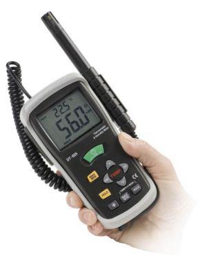 Hi-Accuracy Hand Held Thermo-Hygrometer