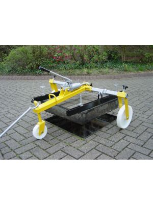 Handy Lift Manhole Lifter - Hydraulic