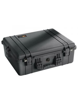 Peli 1600 Case with Pick and Pluck Foam
