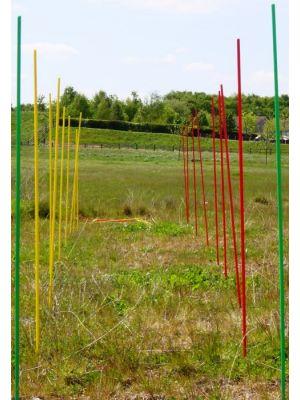 Ranging Poles