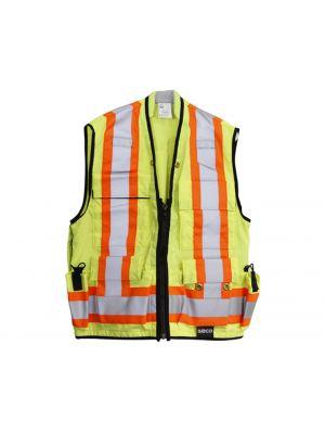 Safety Utility Vest ( Size M )