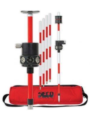 Sliding 360 Pin Pole Prism Kit