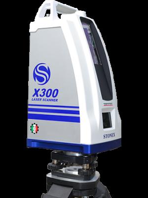 X300 laser scanner