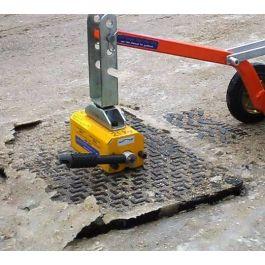 Magnetic Manhole Lifter Magtech Manhole Buddy