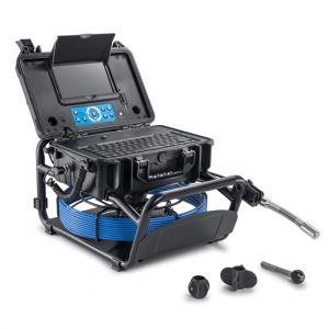 video drain inspection camera