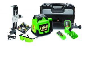 Green Beam Rotary Laser Level
