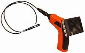 dual camera inspection camera