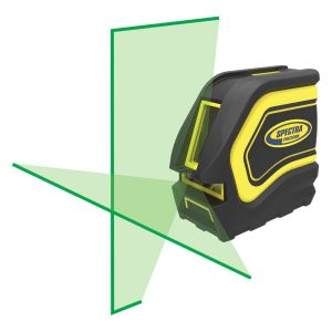 LT20G Green Beam Cross Line Laser