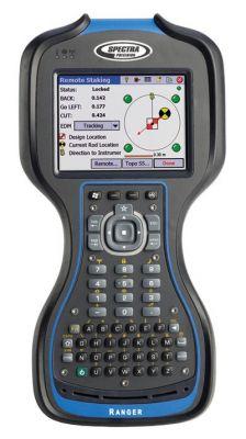 Spectra Precision Ranger 3XR Data Collector