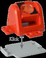 UNIVERSAL MOUNTING PLATE RSFP-X80g