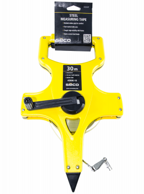 SECO Steel Measuring Tapes
