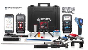 water damage restoration master kit