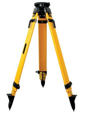 Heavy Duty Dual Lock Fibreglass Tripod