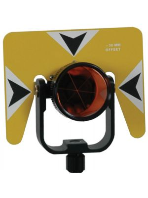 62 mm Standard Prism Assembly with 5.5 x 7 inch Target