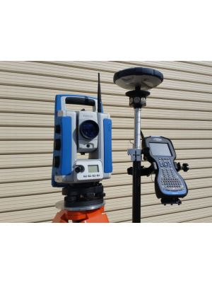 Combined Total Station & GPS Package