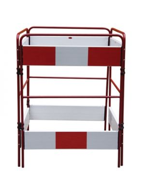 Folding Safety Barrier