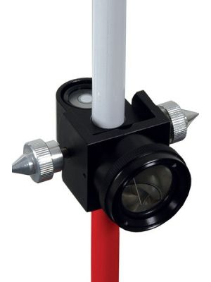 Pin Pole with 25 mm Mini Prism System