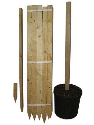 Wooden Survey Pegs