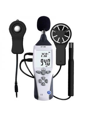 5-in-1 Multi-Function Environment Meter