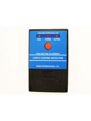 Heme Low - E Coating Detector