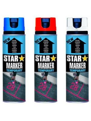 Star Marker Temporary