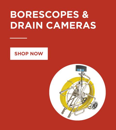 Inspection Cameras / Borescopes / Endoscopes