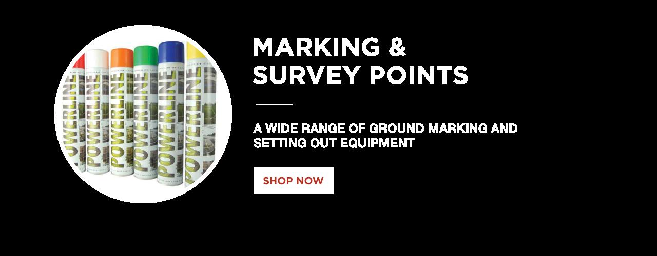 Marking & Survey Points